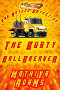 Busty Ballbreaker cover